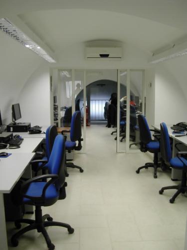 Ristrutturazione callcenter