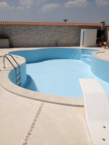 Ristrutturazione piscina (fine lavori)
